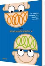 tid til minilæseforståelse 2 - bog