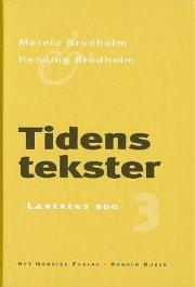 tidens tekster - bog