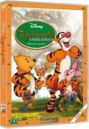 tigerdyrets familiefest - DVD