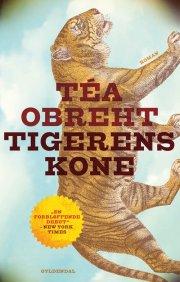 tigerens kone - bog