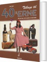 tilbage til 40'erne - bog