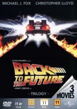 back to the future / tilbage til fremtiden - 1-3 trilogy box set - DVD
