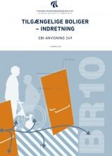 tilgængelige boliger - indretning - bog
