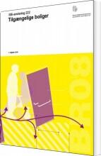 tilgængelige boliger - bog