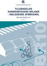 tilgængelige sammenbyggede boliger - indledende spørgsmål - bog
