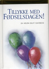 tillykke med fødselsdagen! - bog