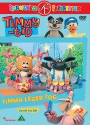 timmy time / timmy tid 2 - timmy leger tog - DVD