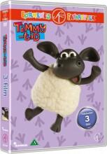 timmy tid - boks - DVD
