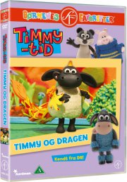 timmy time / timmy tid - timmy og dragen - DVD