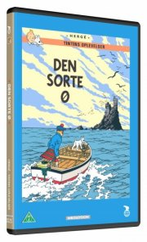 tintin - den sorte ø / the black island - DVD