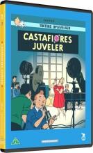 tintin - det gådefulde juveltyveri - castafiores juveler - DVD