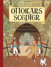 tintins oplevelser: ottokars scepter - bog