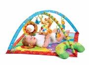 tiny love aktivitetstæppe / legetæppe til baby - monkey island - Babylegetøj