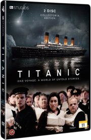 titanic - miniserie - DVD