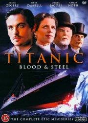 titanic: storhed og fald - Blu-Ray