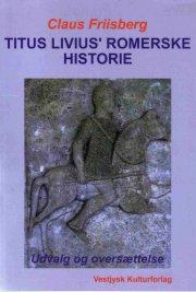 titus livius' romerske historie - bog
