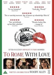 to rome with love - DVD