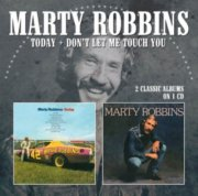 marty robbins - today/dont let me touch you - cd