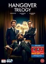 tømmermænd trilogi - DVD