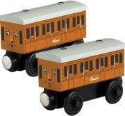 toget thomas - 2 pack annie & clarabel - Køretøjer Og Fly