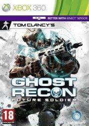 tom clancys ghost recon: future soldier - xbox 360