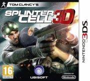 tom clancy's splinter cell 3d - nintendo 3ds