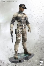 tom clancy's splinter cell blacklist figurine - sam fisher: desert suit - Figurer