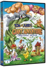 tom og jerry - giant adventure - DVD