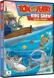 tom og jerry kids - sæson 1 - volume 1 - DVD