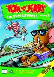 tom & jerry: pelsklædte eventyr - vol. 2 - DVD