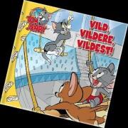 tom & jerry: vild, vildere, vildest! - bog