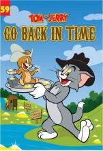 tom og jerry - går tilbage i tiden - DVD