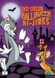 tom og jerry - halloween - DVD