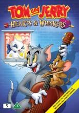 tom og jerry - hjerter og knurhår - DVD