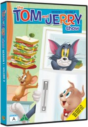 tom og jerry kids show - sæson 1 - vol. 2 - DVD