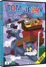 tom og jerry - sæson 1 - volume 3 - DVD