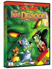 tom og jerry - the lost dragon + aktivitetsbog - DVD