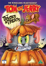 tom og jerry - tricks and treats - DVD