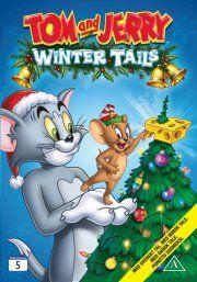 tom og jerry - vinter fortællinger - DVD