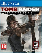 tomb raider - definitive edition - PS4