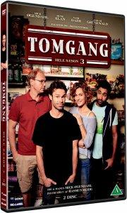 tomgang - sæson 3 - DVD