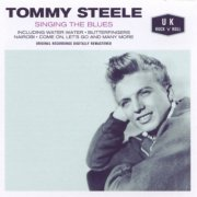 tommy steele - singing the blues - cd