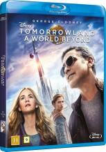 tomorrowland - a world beyond - Blu-Ray