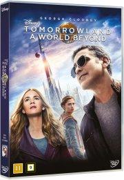 tomorrowland - a world beyond - DVD