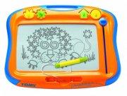 tomy - megasketcher magnettavle - orange  - Kreativitet
