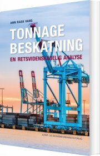 tonnagebeskatning - bog