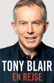 tony blair - en rejse - bog