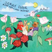 jerry paper - toon time raw! - cd