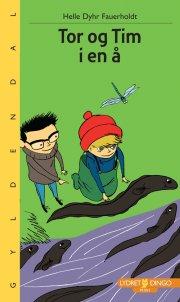 tor og tim i en å - bog