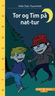 tor og tim på nat-tur - bog
